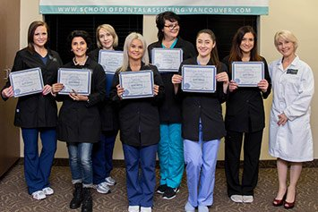 dental assistant programs certificate