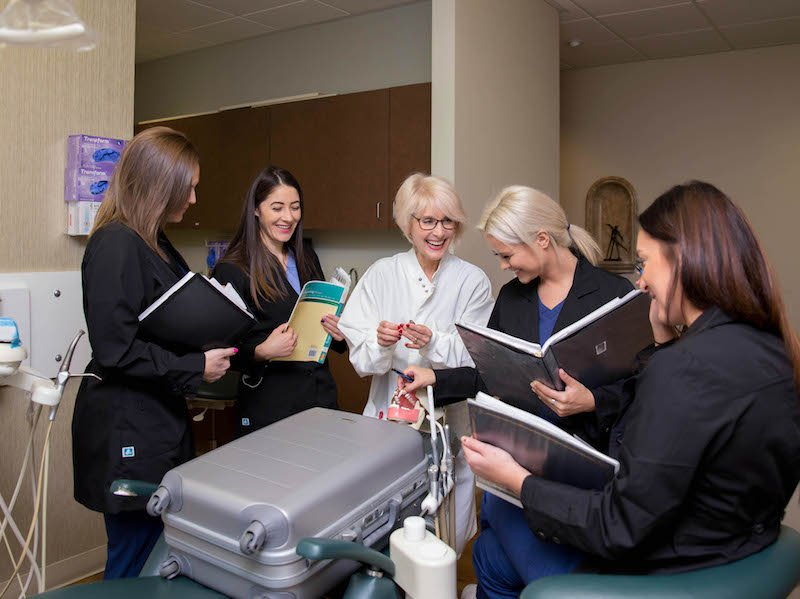 Why is There Demand for Dental Assistants?