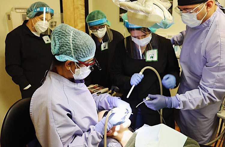 The Power of Hands-on Training for Dental Assistants